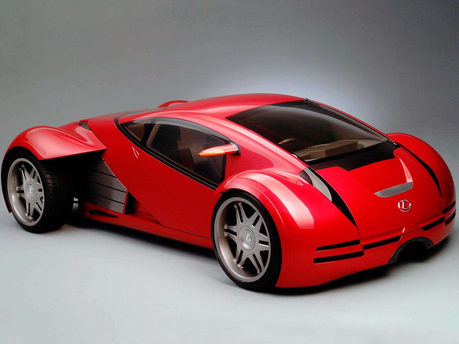 Autowp.ru Lexus Minority Report Sports Car Concept 1