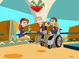 Felix's Wheelchair