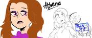 Athena (KIm Possible)