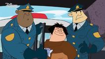 DNAmy Verhaftung