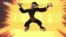 Kräfte von Jade-Affen