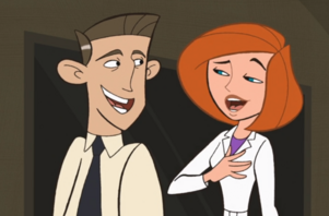 Kim possible parents
