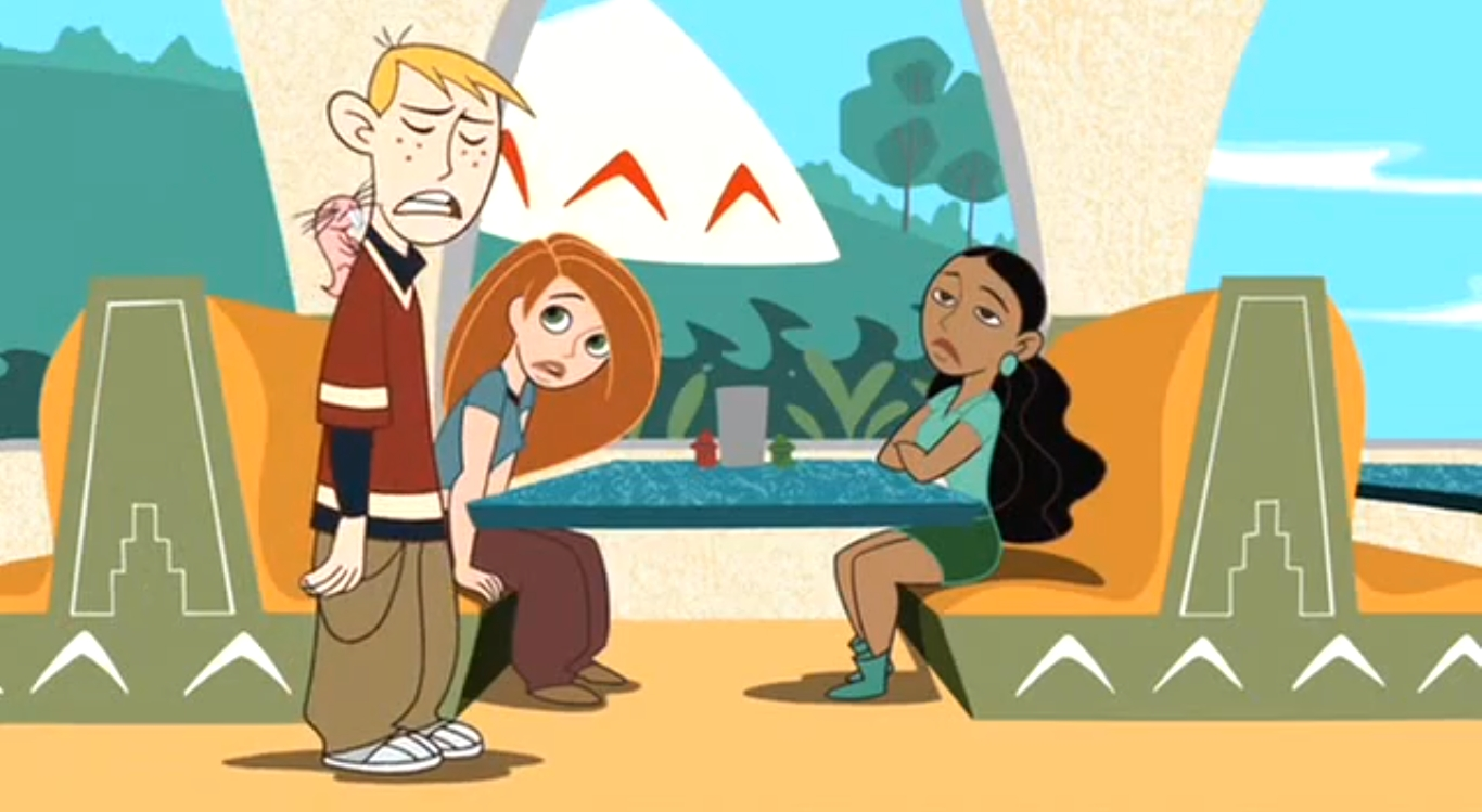 Bueno Rufus - Kim Possible Games