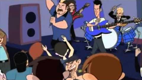 Smash Mouth in Kim Possible
