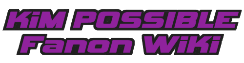 Kim Possible Fanon Wiki wordmark - large
