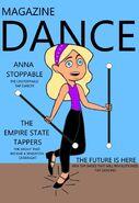 Dance Magazine Anna