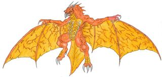 Rodan (KP Version)