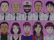 幽靈客船殺人事件(電視動畫版) 登場角色