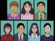 速水玲香誘拐殺人事件(電視動畫版) 登場角色