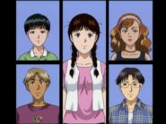 逆轉不可能!七瀬美雪之殺人嫌疑(電視動畫版) 登場角色