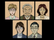 怪盜紳士的挑戰書(電視動畫版) 登場角色