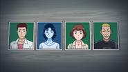 凌晨04-40的鎗聲(動畫系列) 登場角色