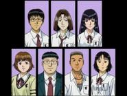 銀幕之殺人鬼(電視動畫版) 登場角色