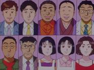 金田一少年的殺人(電視動畫版) 登場角色