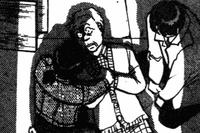 時田十三(長篇漫畫版)死亡