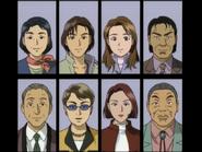 出雲神話殺人事件(電視動畫版) 登場角色
