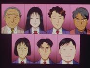 學園七不思議殺人事件(電視動畫版) 登場角色