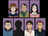 電腦山莊殺人事件(電視動畫版) 登場角色