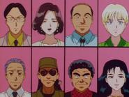 悲報島殺人事件(電視動畫版) 登場角色