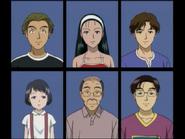 亡靈學校殺人事件(電視動畫版) 登場角色