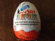 Kinder Egg, Brown