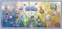 Kinder Joy Teen Idols