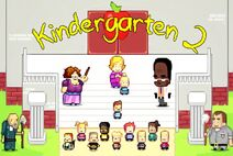 Kindergarten 2 Official logo