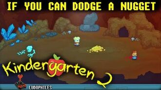 Kindergarten 2 Nugget's Story If you can dodge a Nugget Walkthrough Full Playthrough Longplay