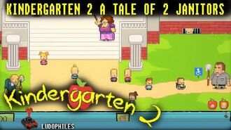 Kindergarten 2 - A Tale of Two Janitors Walkthrough Full Playthrough Longplay (no commentary)