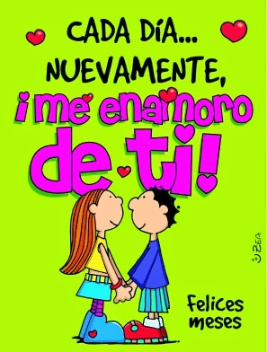 Imagen Frases De Amor 7 Meses De Novios 6 Jpg Wikia Kindie