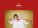 Red Diary Page.1