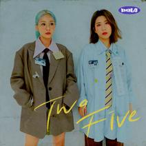 BOL4 Two Five album cover