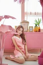 Min Seyoung I Am concept photo