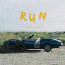 Grizzly & Chung Ha Run album cover
