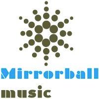 Mirrorball Music old logo