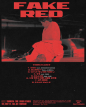 Grizzly Fake Red track list