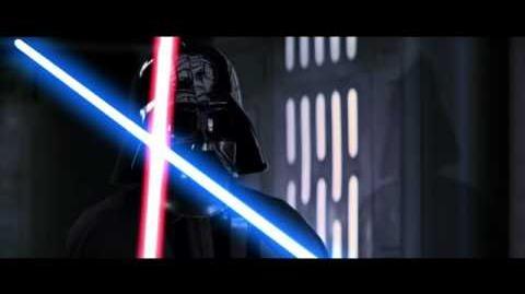 Kinect Star Wars - Duel Trailer