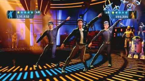 Kinect Star Wars - Galactic Dance Off Tips