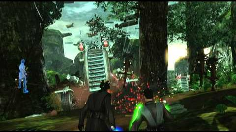 Kinect Star Wars -- Campaign Tips