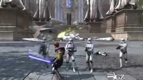 Kinect Star Wars Trailer