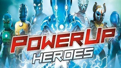 PowerUp Heroes End of the World Trailer HD