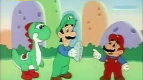 It's A Stone Luigi
