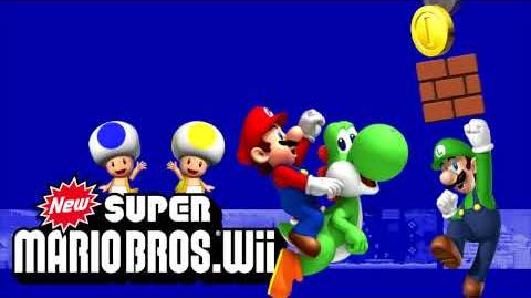 New Super Mario Bros. Wii Hammer Bros. Remix