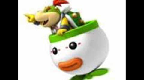 New Super Mario Bros Wii Bowser Jr Theme.