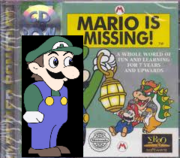 Mario is Missing