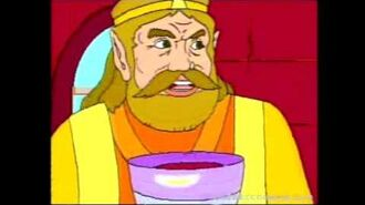 Youtube Poop- The King wonders what's for Dinner