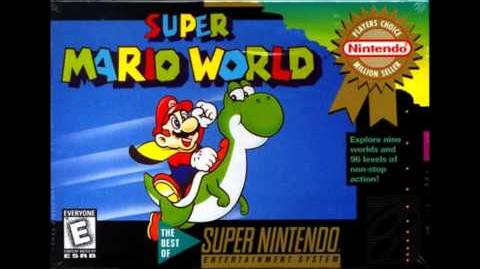 Best VGM 1171 - Super Mario World - Athletic