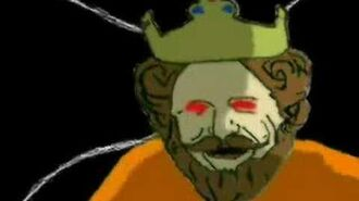 The King's Acid trip