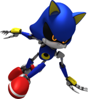 The Metal Sonic