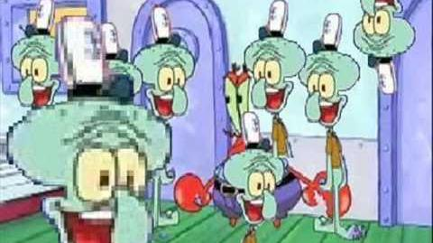 Squidward Fad Goes Out Of Control....